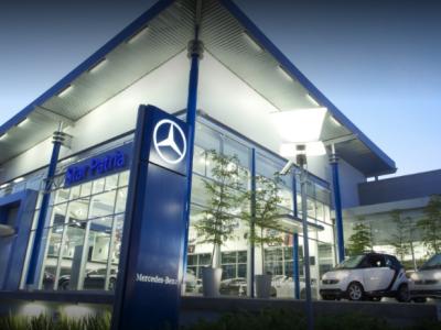 Mercedes Benz Guad